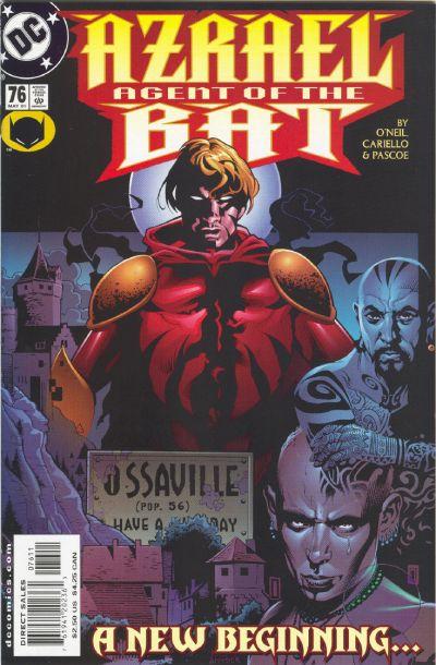 Azrael: Agent of the Bat Vol 1 76
