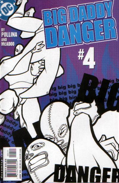 Big Daddy Danger Vol 1 4