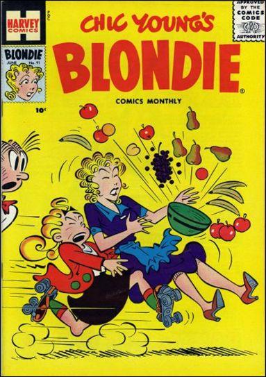 Blondie Comics Vol 1 91