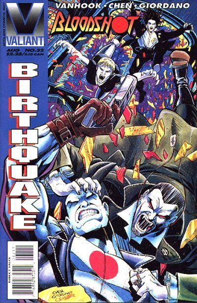 Bloodshot Vol 1 32