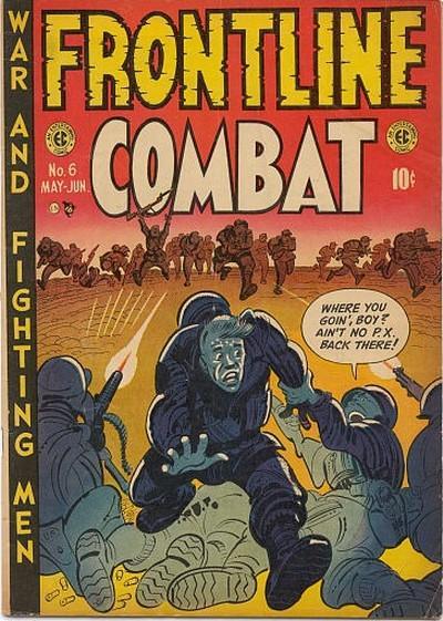 Frontline Combat Vol 1 6