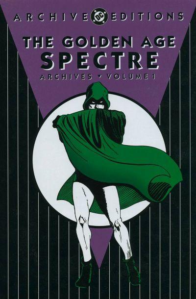 Golden Age Spectre Archives Vol 1 1