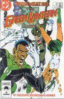 Green Lantern Corps Vol 1 218
