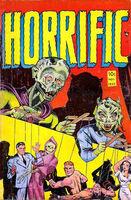 Horrific Vol 1 2