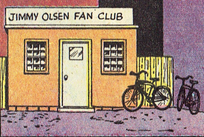 Jimmy Olsen Fan Club