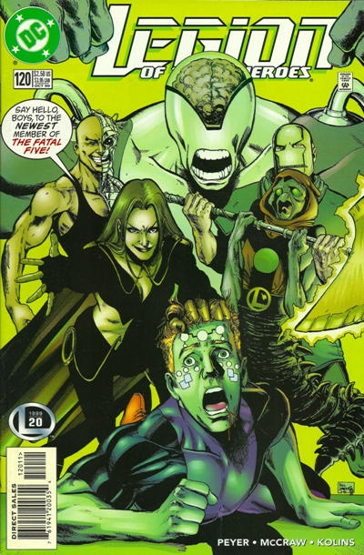 Legion of Super-Heroes Vol 4 120