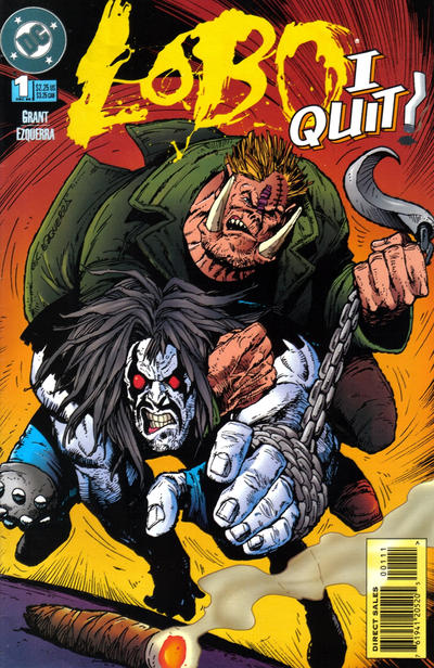 Lobo: I Quit Vol 1 1