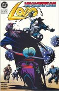 Lobo Unamerican Gladiators Vol 1 2