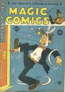 Magic Comics Vol 1 49