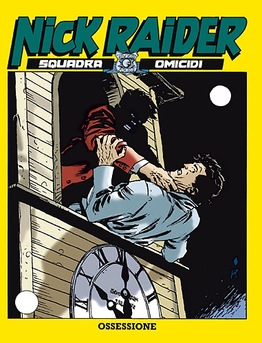 Nick Raider Vol 1 98