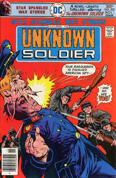 Star-Spangled War Stories Vol 1 202