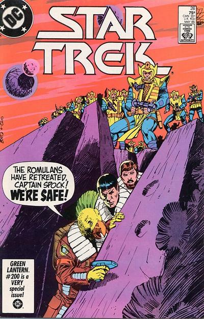 Star Trek (DC) Vol 1 26