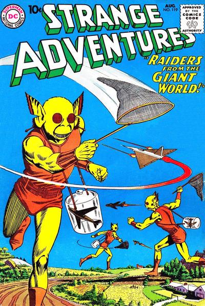 Strange Adventures Vol 1 119