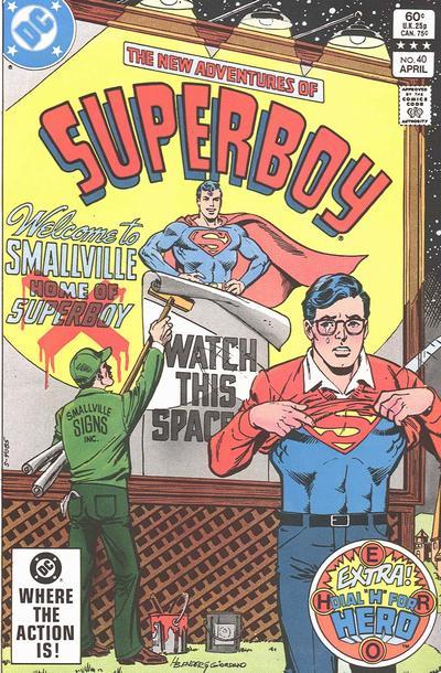 Superboy Vol 2 40
