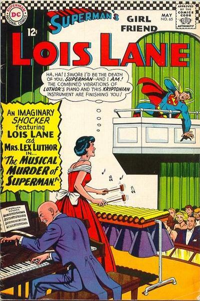 Superman's Girlfriend, Lois Lane Vol 1 65