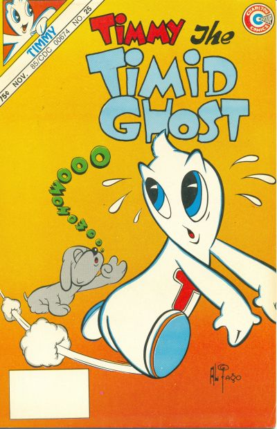 Timmy the Timid Ghost Vol 2 25