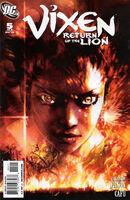 Vixen Return of the Lion Vol 1 5