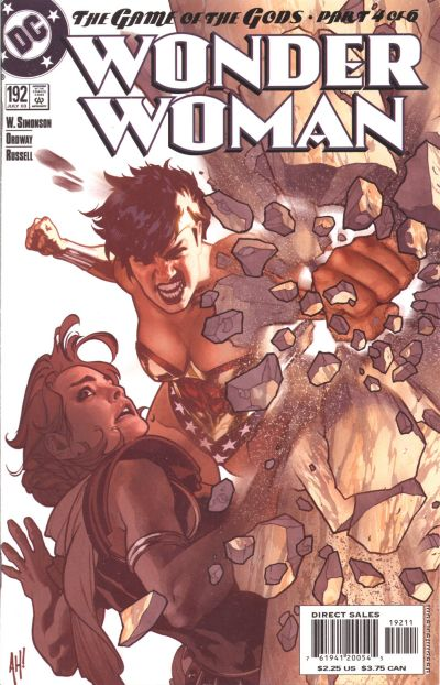 Wonder Woman Vol 2 192