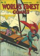 World's Finest Comics Vol 1 12