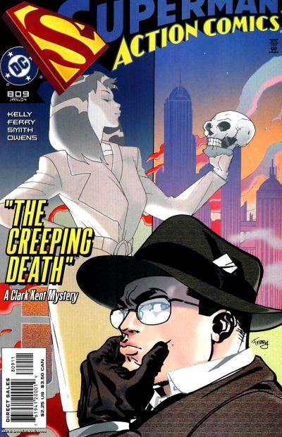 Action Comics Vol 1 809