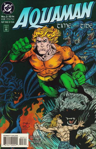 Aquaman: Time and Tide Vol 1 3