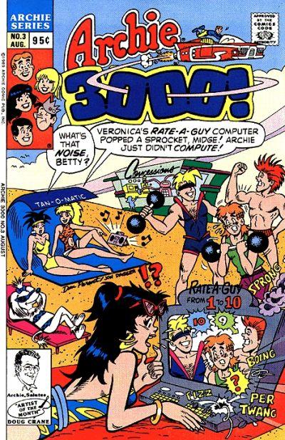 Archie 3000 Vol 1 3