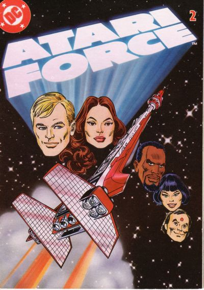 Atari Force Vol 1 2
