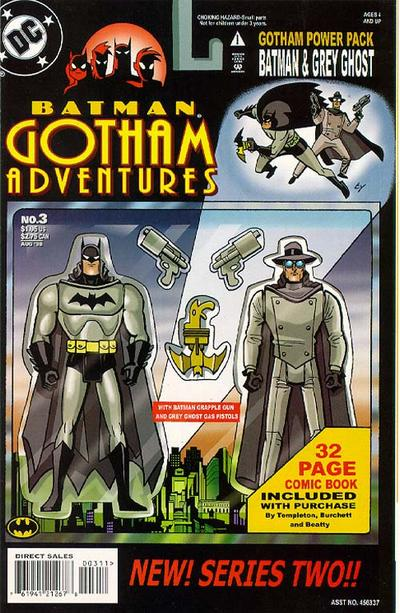 Batman: Gotham Adventures Vol 1 3