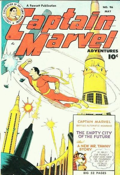 Captain Marvel Adventures Vol 1 96