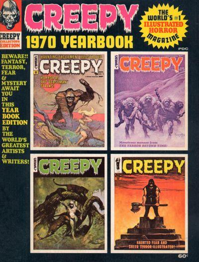 Creepy Yearbook Vol 1 3