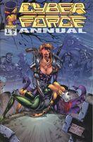 Cyberforce Annual Vol 2 1