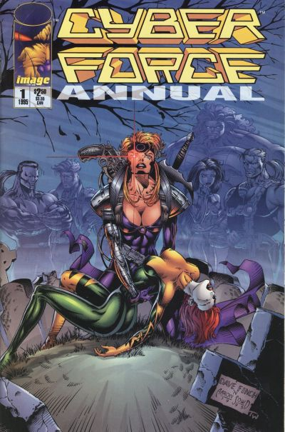 Cyberforce Annual Vol 2 1
