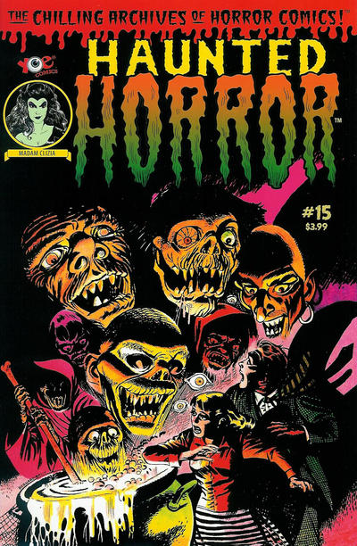 Haunted Horror Vol 1 15