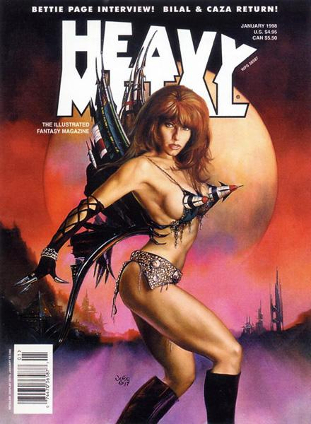 Heavy Metal Vol 21 6