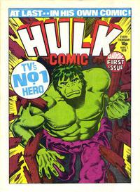 Hulk Comic (UK) Vol 1 1