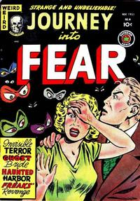 Journey Into Fear Vol 1 4