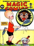 Magic Comics Vol 1 2