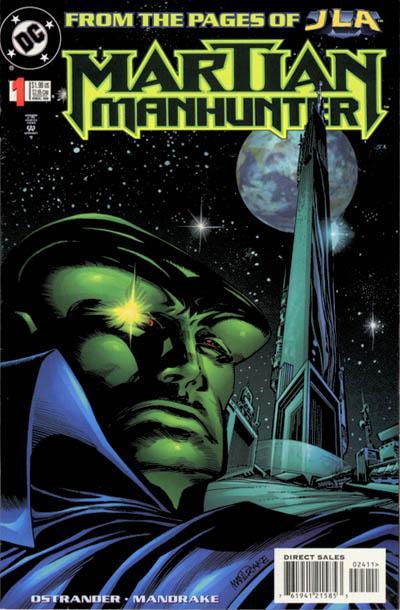 Martian Manhunter Vol 2 1