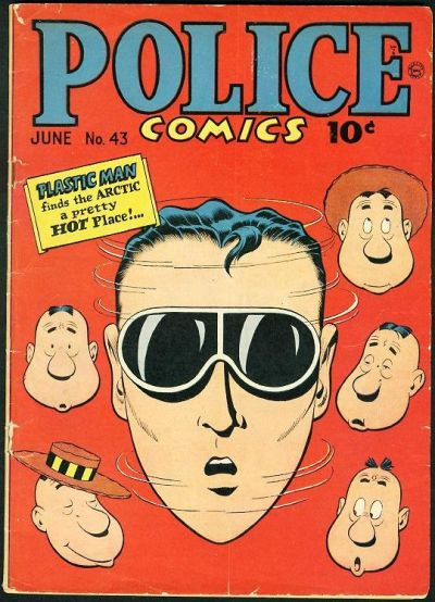 Police Comics Vol 1 43