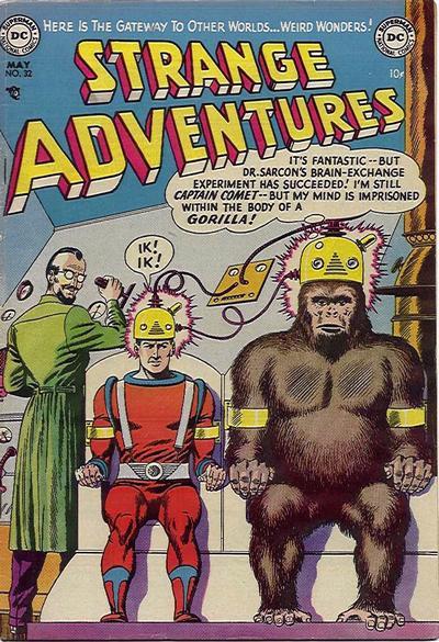 Strange Adventures Vol 1 32