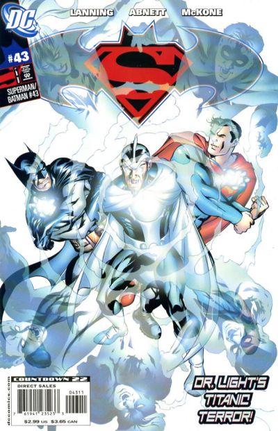 Superman/Batman Vol 1 43