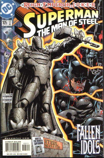 Superman: Man of Steel Vol 1 105