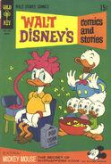 Walt Disney's Comics and Stories Vol 1 342