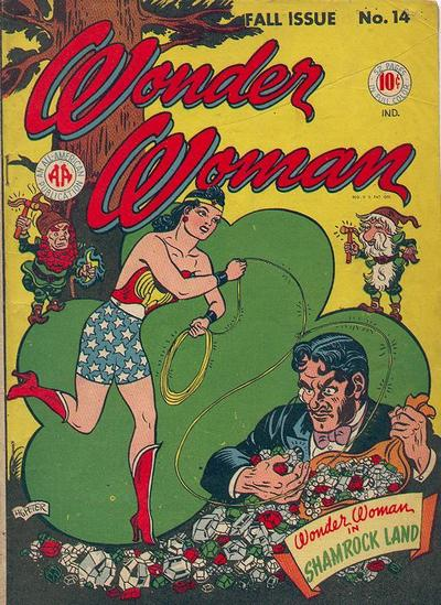 Wonder Woman Vol 1 14