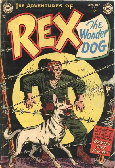 Adventures of Rex the Wonder Dog Vol 1 5
