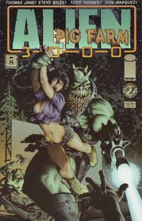 Alien Pig Farm 3000 Vol 1 2