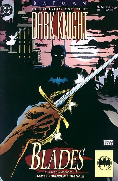 Batman: Legends of the Dark Knight Vol 1 32
