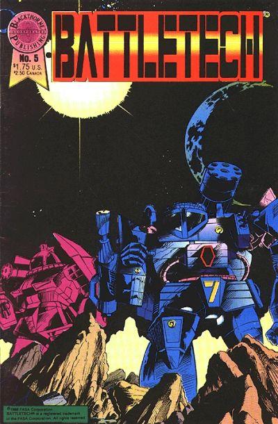 Battletech Vol 1 5