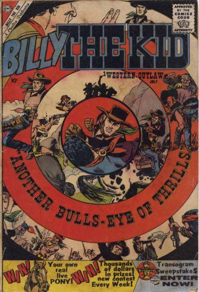 Billy the Kid Vol 1 23
