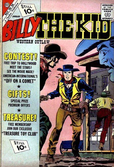 Billy the Kid Vol 1 32